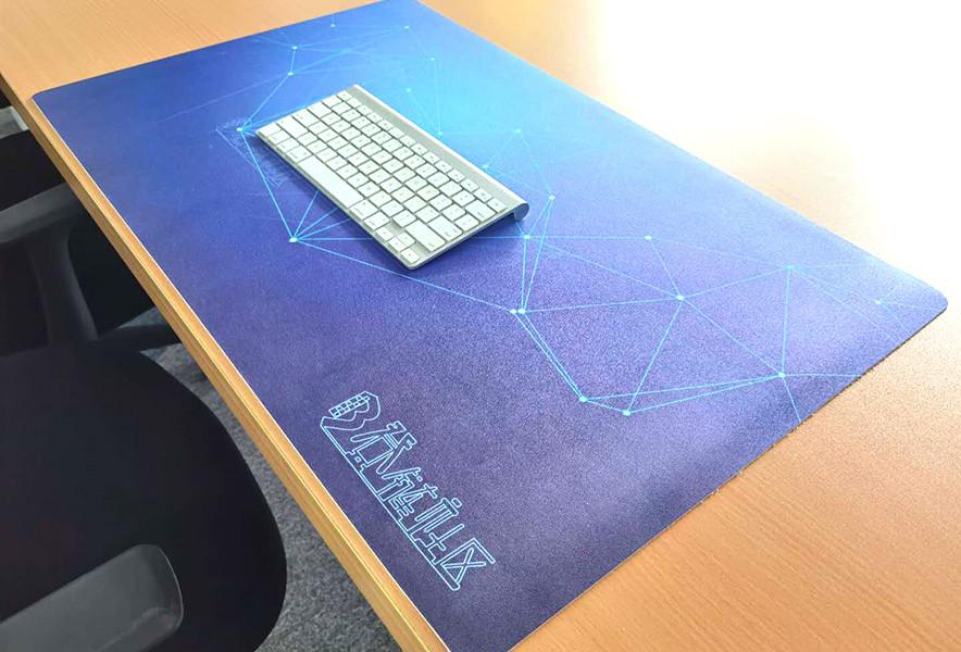 登链社区电脑桌垫